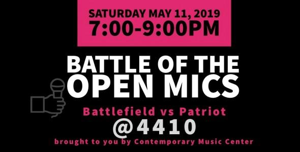 Battle of the Open Mic BHS vs PHS