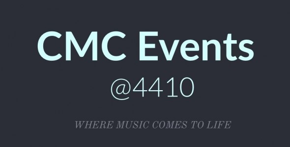 CMC Events @4410